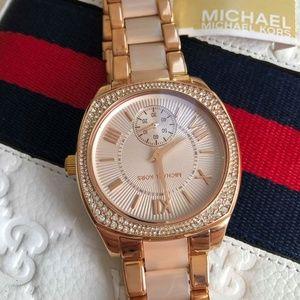 Michael Kors Accessories - MICHAEL KORS MK6135-B Bryn Rose Gold Dial Rose #28